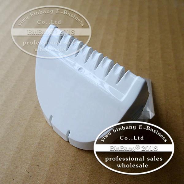 Парикмахерская фиксированной длины устройства гребень позиционирования гребень пластиковые гребень ER-PGF40 ER-PGF80 парикмахерская истончение аксессуары