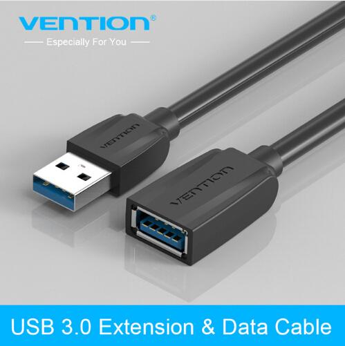 VENTION USB 3.0 Extension Cable USB3.0 Male to Female Extension Data Sync Cord