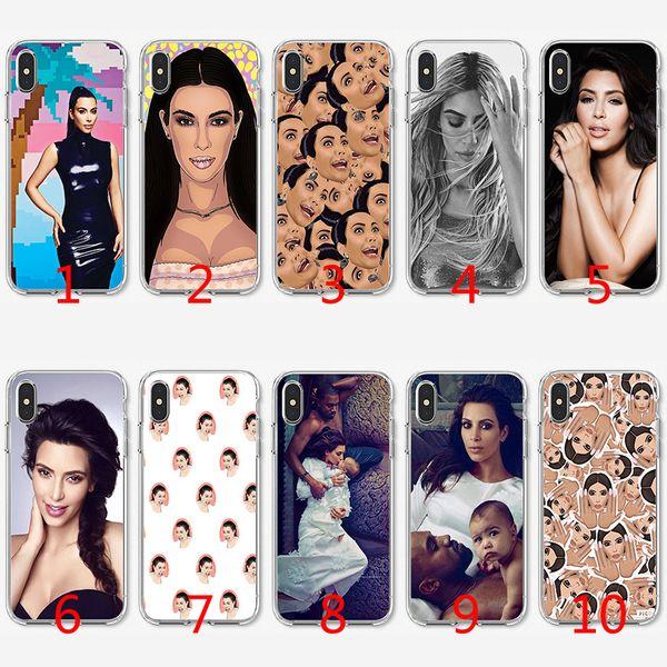 coque kim kardashian iphone 7 plus