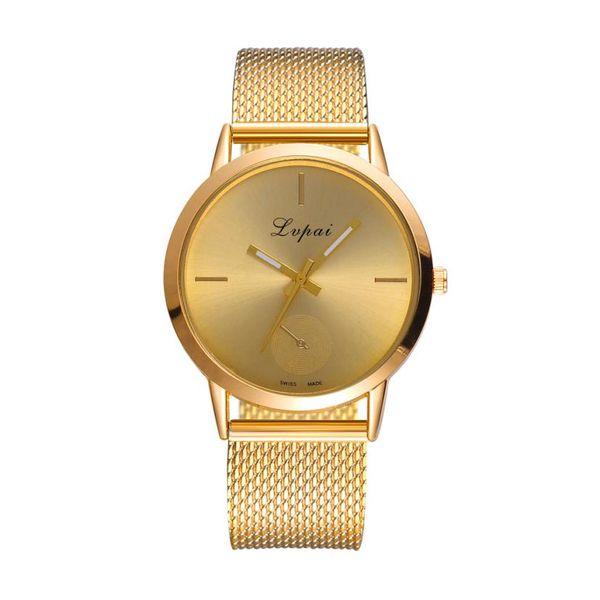 Armband-Uhren Reloj beiläufiges Quarz-Silikonband Band-Uhr-analoge Armbanduhr der Frauen Tropfen-Verschiffen