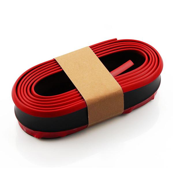 أسود أحمر