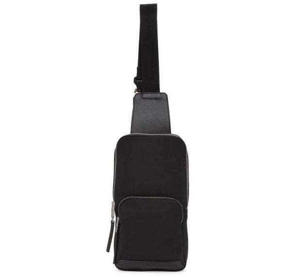 Echtes Leder Männer Umhängetasche Cross Body Messenger Taschen Schwarz Outdoor Top Qualität Taille Tasche Pack Brusttasche
