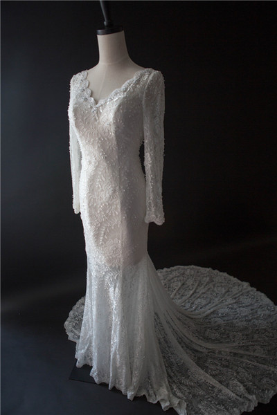 New Berta Wedding Dresses Cap Sleeve Gown Featuring Beaded Bodice With Plunging Neck Beaded Bodice Thigh-High Slit Dress