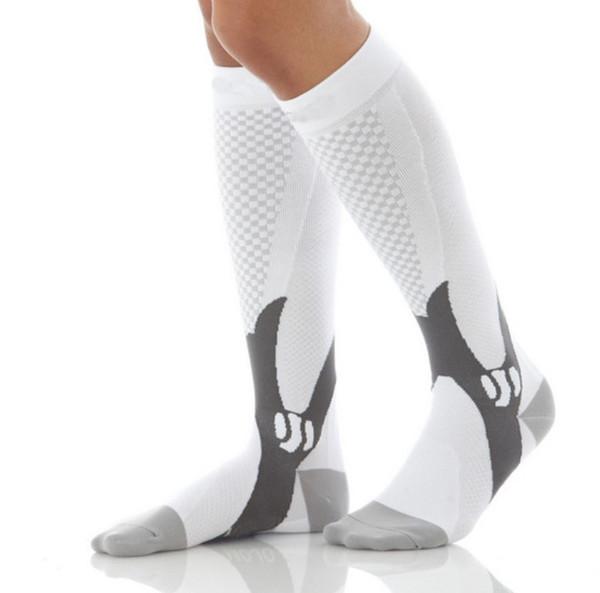 Bachash 20-30 Mmhg Graduated Compression Socks Firm Pressure Circulation Quality Knee High Orthopedic Support Stocking Hose Sock
