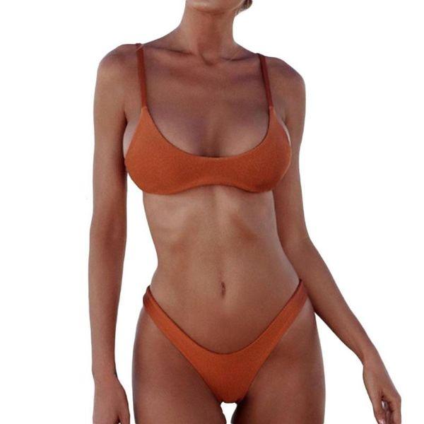 Women Swimwear Hot Push Up Bikini Brazilian Biquini Swimsuits Pregnant Sexy Bikinis Set Bathing Suit Swim Suit Maillot De Ba