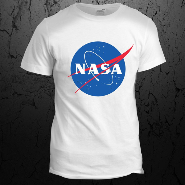 Nasa Space Geek Nerd Humour Present Joke Hipster Science Funny Gamer T Shirt New T Shirt Spring Summer Short Sleeve Casual