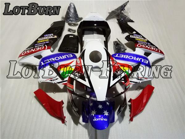 Moto Motorcycle Fairing Kit Fit For Honda CBR600RR CBR600 CBR 600 RR F5 2003 2004 03 04 ABS Plastic Fairings fairing-kit 02