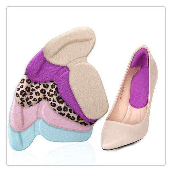 Toptan Bir Çift Rahat Anti Kayma Ekle Tabanlık Ayakkabı için, Ayak Bakımı Araçları Yüksek Topuk Yastık Pedleri Topuklu Koruyucu