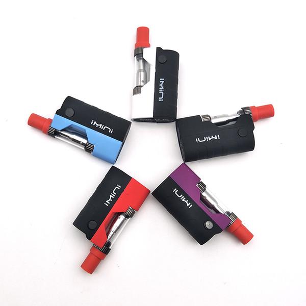Liberty V1 Kit Vape Pen Box Mod Starter Kits 500mAh Preheat VV Adjustable Lo Vertex Vape Cartridges