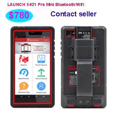 X431 Pro mini 시작