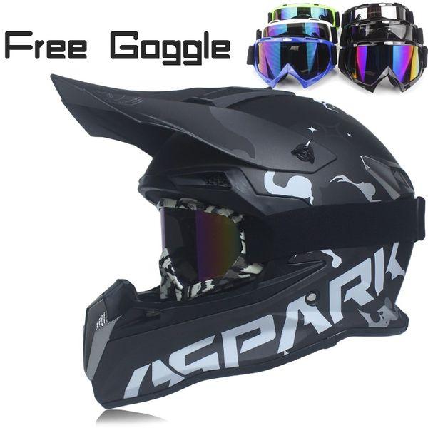 off-road Helmet Safe Full Face Classic bicycle MTB DH racing helmet motocross downhill bike helmet capacetes motocross