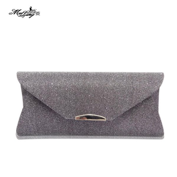 Mu Ling, Europe and America fashion new evening banquet banquet bag lady hand bag, a replacement.