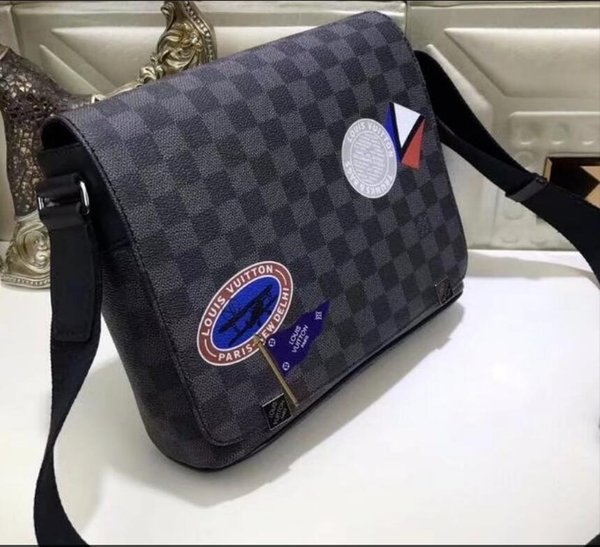 preview of cheapest price detailed look Acheter LOUIS VUITTON Sacoche Homme Bandoulière Cartable Bandoulière  Cartable 25CM De $33.51 Du Yyzz188   DHgate.Com