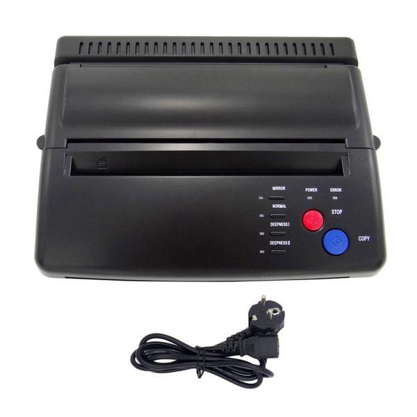 Styling Professional Tattoo Stencil Maker Transfer Machine Flash Thermal Copier Printer Supplies EU/US Plug