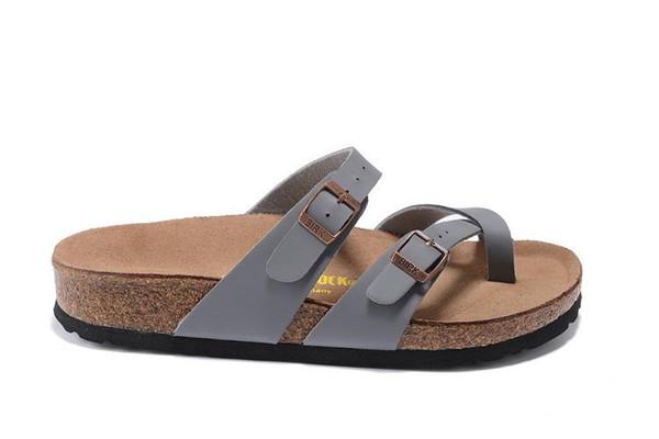 nuevo 805 Mayari Arizona Gizeh street verano Hombres Mujeres sandalias planas de color rosa Zapatillas de corcho unisex Sandy beah zapatos casuales de impresión tamaño mixto 34-45