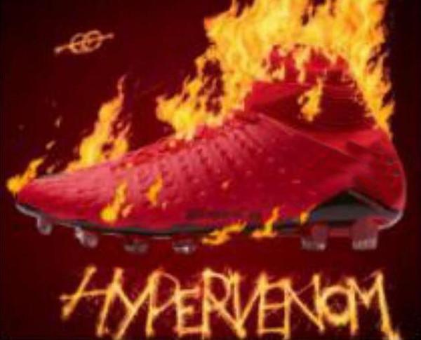 ed15d3952 2017 Hot Wholesale Neymar JR Soccer Cleats Hypervenom Phantom II TF Boots  Coffee Black Soccer Shoes