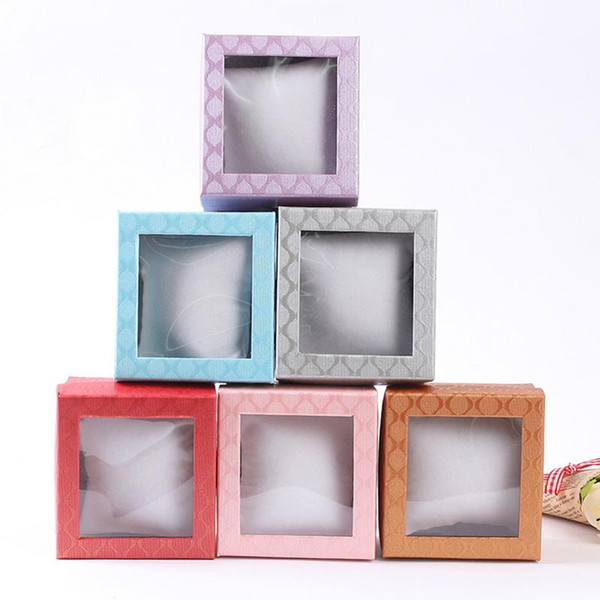 New Arrive Exquisite Durable Jewelry Packing Box Watch Box Ring With Small Pillow Watch Display Gift