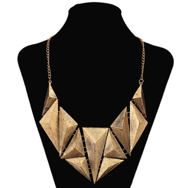 Metal Color:Antique Gold Plated&Length:4