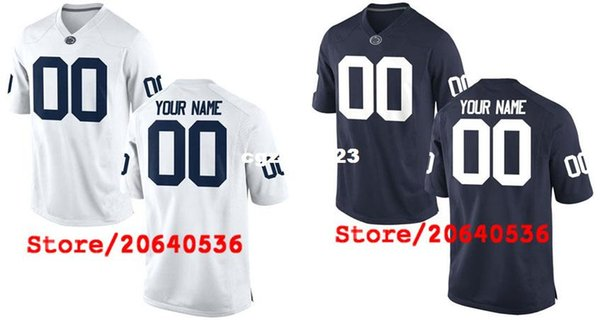 b84eceb05 Cheap Custom PENN STATE NITTANY LIONS College jersey Mens Women Youth Kid  Personalized Any number any