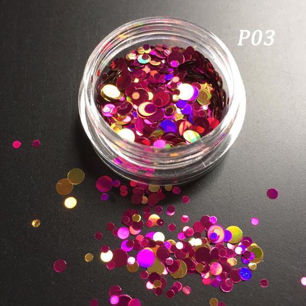 Diy Nail Art Charms Kit Contain Random Nail Art Pearl Sequin Nail
