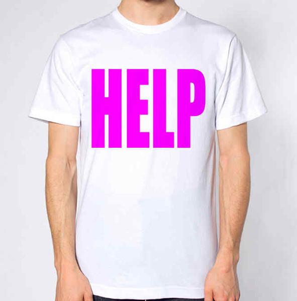 Помочь футболка