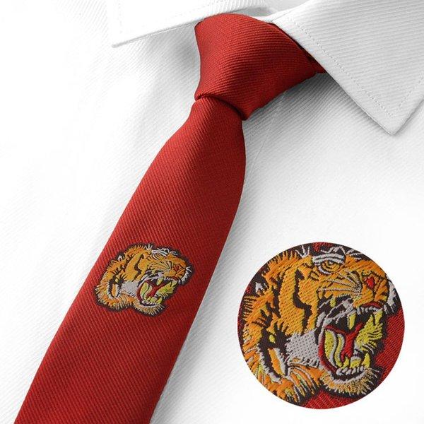 Красный тигр