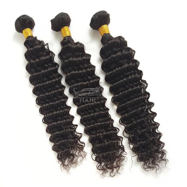Cheap Peruvian hair bundles deep wave 8A grade unprocessed virgin raw remy ladies unprocessed weave hair
