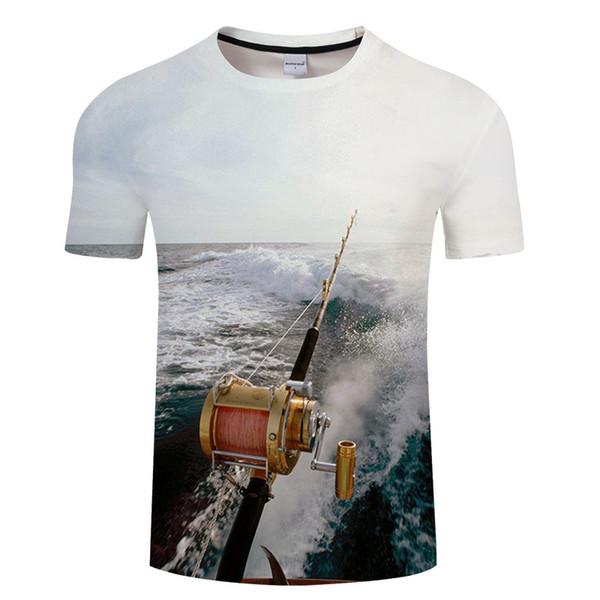 Evolution Fishing Fishing Kids Childrens T-Shirt Funny tee TShirt