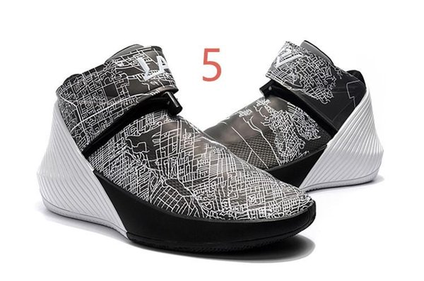 Calcio Shop NUOVO Sconto Mens Russell Westbrook Scarpa Why Not Zer0 ... aafbb4b75d9