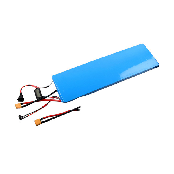 Customized 36V 12Ah electric skateboard battery pack with INR18650-30Q inside 36v lithium ion battery pack for electric skateboard