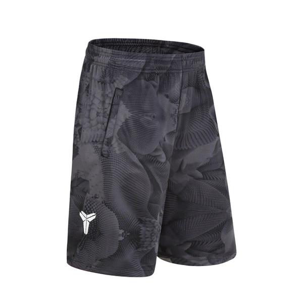 top popular Fashion Elastic Pocket Soccer Jersey Basket Sportswear Loose Sport Men Shorts TennisMen Zipper Summer T Trousers and Ball Clothing 2019