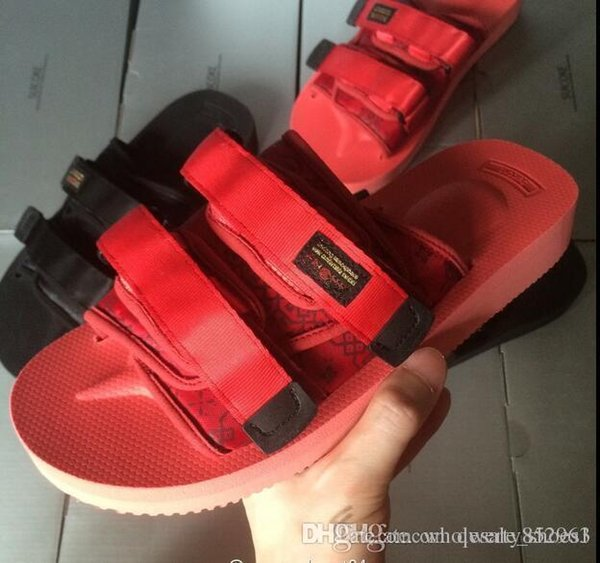 2b4c3211056f 2018 New Arrival CLOT X Suicoke MOTO-VS Sandals Fashion Men And Women  Summer Slippers