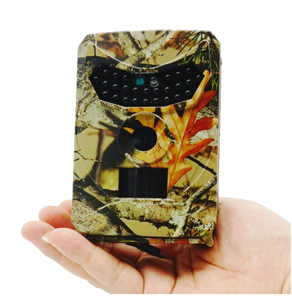 Trail hunting Cameras 12MP 1080P Game&Hunting Camera with 940nm Upgrading IR LEDs Night Vision up to 33ft/10m IP56 Camo color