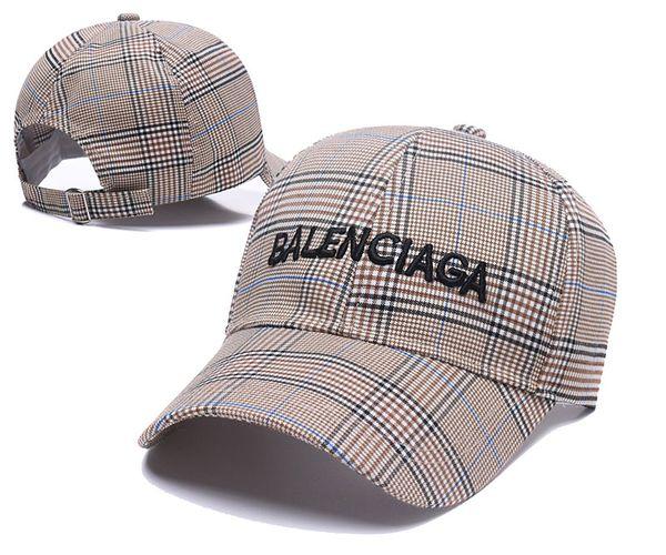 New Strapback Caps Famous Baseball Cap Top Quality 100% Cotton Letters Ball Cap Fashion Casual Hat Unisex Popular Sport Cap Outdoor Sun Hat