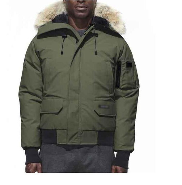 best shipping new Big Fur Men's PBI Chilliwack Down Parka Winter Jacket Arctic Parka Top Brand Luxury For Sale CHeap With Wholesale Price