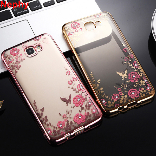 Luxury Case For Samsung Galaxy J1 J2 J3 J5 J7 Core Grand Prime Plus J 1 2 3 5 7 Duos Phone Cover Glitter Housing