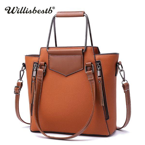 Hot Sale 2018 New Summer Women Handbag Patchwork Clutch Casual Female Shoulder Bags Pu Leather Lady Crossbody Bag Messenger Bags