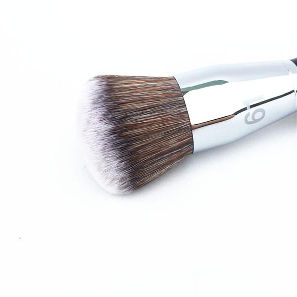 Pro Allover Powder Brush # 61 - Высококачественный плотный порошок Bronzer Brush - Косметика для косм