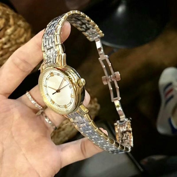 2019New fashion women watch 2019modern stylish Light comfort Fine steel watch band Automatic movement Sapphire mirror gift for girl
