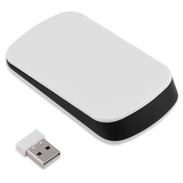 Silent Wireless Optische Maus Stumm Taste Klicken Sie auf Mini Geräuschlos Spiel Mäuse ergonomisch