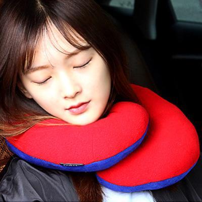 2018 NEW Aircraft Car Travel Pillow Adult Child Neck Pillows Home Office Plane Neck Head Rest Nap Sleep U-shaped Pillow Cushion