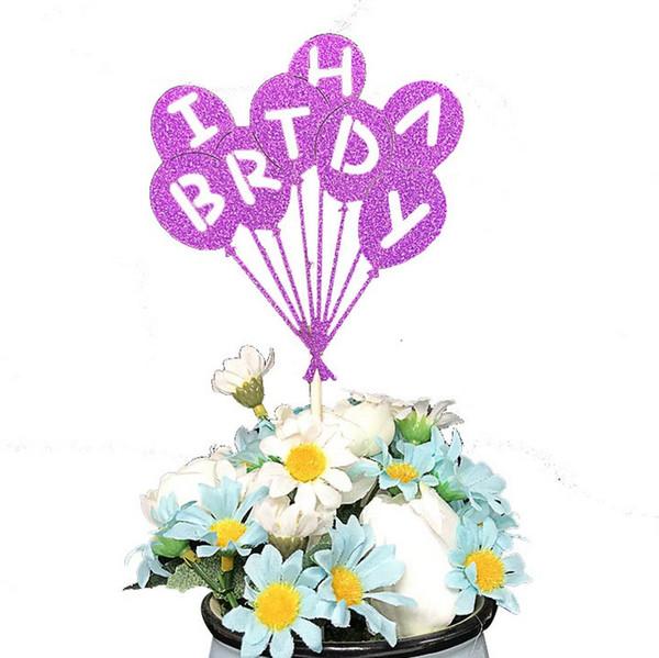 400pcs 11*9.5cm Cupcake Pick Party Birthday Cake Decorating Supplies