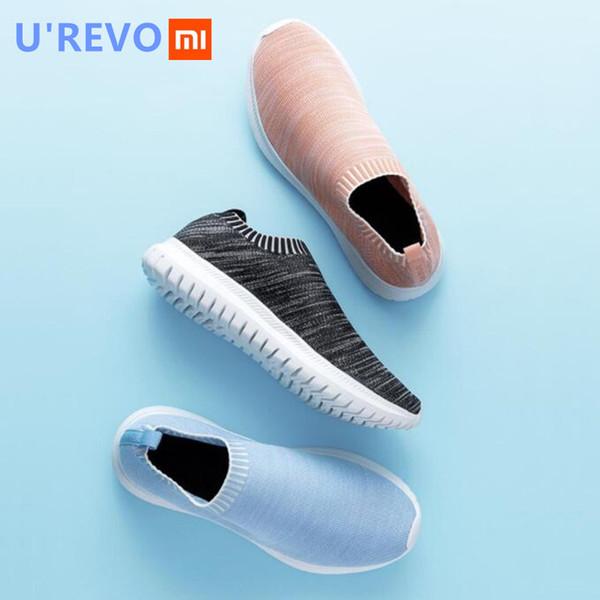 Xiaomi Mijia U men Breathable Outdoor Leisure Light Running Shoes