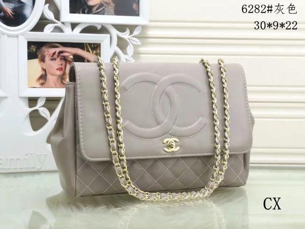 2018 CHANEL Women Bags PU leather Messenger Bag Clutch Bags Designer Mini Shoulder  Bag Women Handbag 47689de99