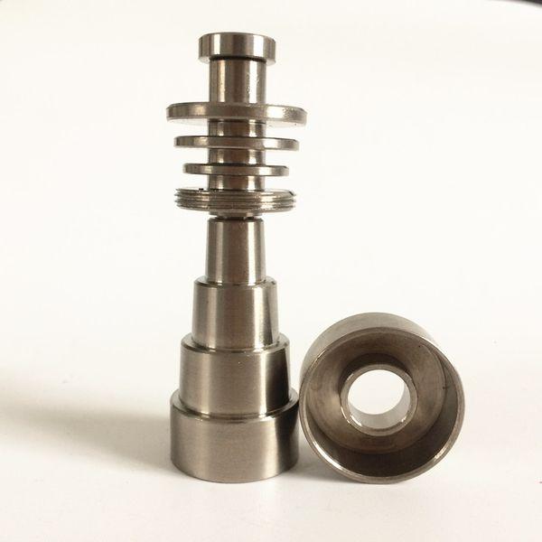 Plato de titanio 6 en 1 clavo