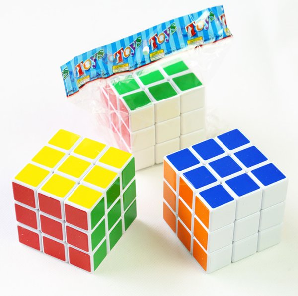 New Professional 3x3x3 Magic Cube ABS Ultra Smooth Speed Puzzle Twist Toy Rubiks
