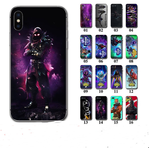 check out 1eab4 e66a5 Fortnite Battle Royale Phone Case For Samsung S7 S8 S9 Plus Soft Silicone  Black Clear TPU Back Cover Cases For Iphone X XS XR MAX 7 8 PLUS Ballistic  ...