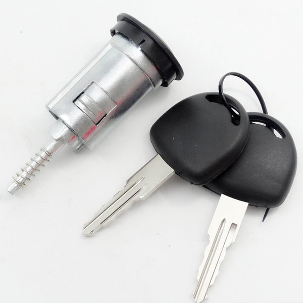 New Arrival Opel Car Ignition Lock with Two Uncut Blade Car Lock Auto Car Ignition Lock