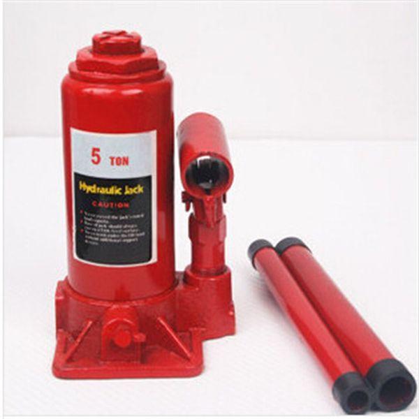 Car Supplies Hydraulische Vertikale Flaschenheber Hand Hebe Reparieren Werkzeuge 5 Ton Druck Vertikale Hydrauic Jack 36yq gg