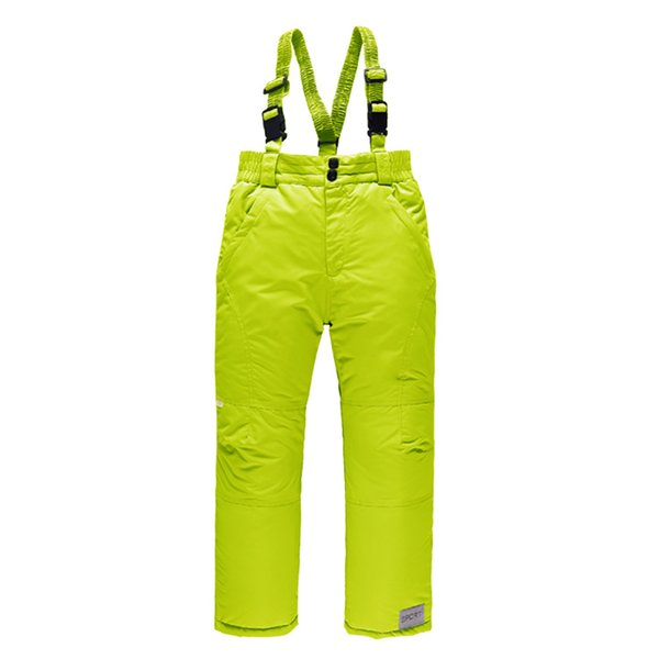 Wholesale- 2017 Boys Girls Skiing Pants Winter Children Thick Pant Windproof All Weather Waterproof Kid Snowboard Pants Ski Trousers CP1703